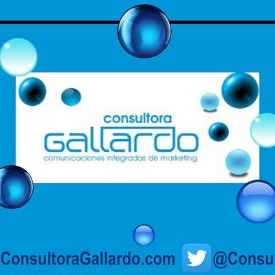 Consultora Gallardo | Social Profile