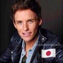 Eddie Redmayne Japan