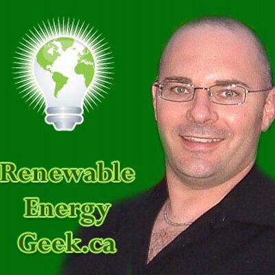 Energy Geek | Social Profile
