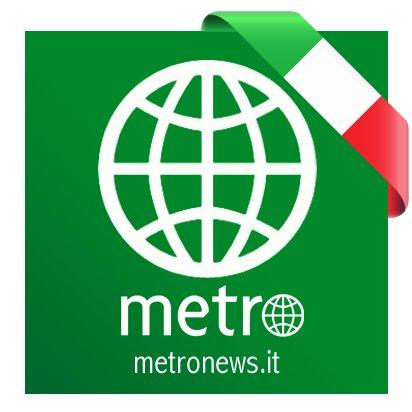 Metro News Italia Social Profile