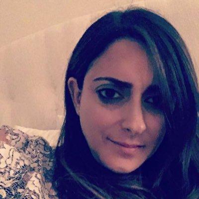 May Barakat Social Profile