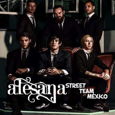 Alesana México Social Profile