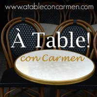 À Table! con Carmen   Social Profile