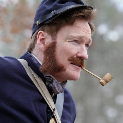 Conan O'Brien's Twitter Profile Picture