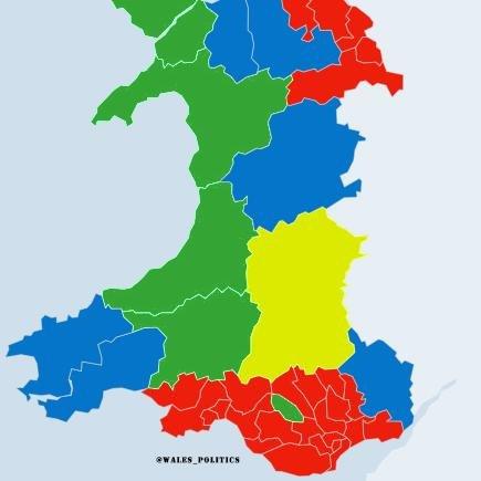 Wales Politics Social Profile