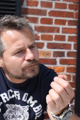 Martin K. Glarvig