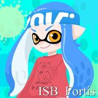 スプラトゥーンプレイヤー ISB_Fortis