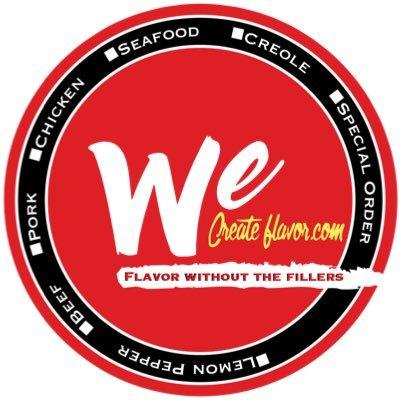 We Create Flavor Social Profile
