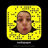 NadiaCarta | Social Profile