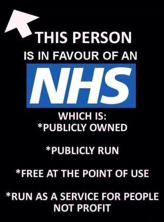 CoraBlimey#NHS#SOS