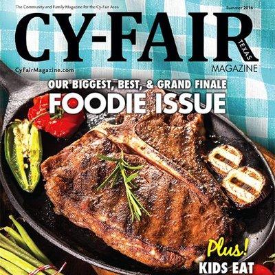 Cy-Fair Magazine | Social Profile