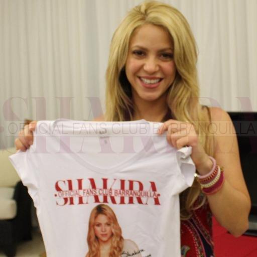 Club Shakira Bquilla 🤫's Twitter Profile Picture