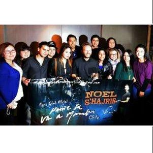 Noel Schajris CHILE® | Social Profile