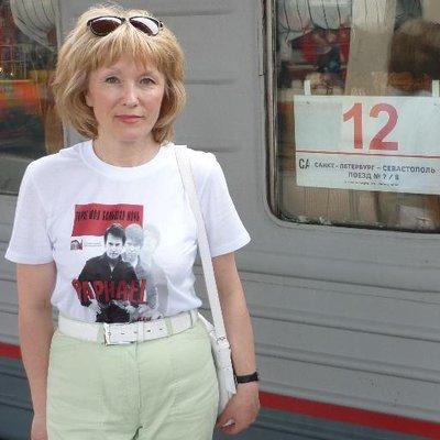 Galina Ermolenko (@orelgala)