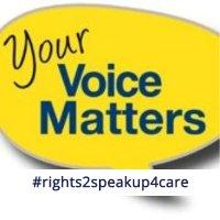 Your Voice Matters | Social Profile