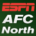 ESPN AFC NORTH Social Profile