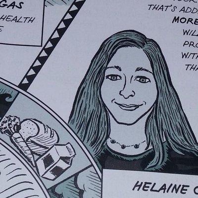 Helaine Olen | Social Profile