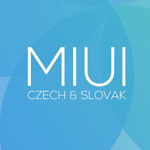 MIUI Czech&Slovak