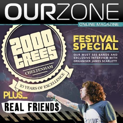 Ourzone Magazine Social Profile