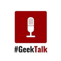 #GeekTalk   Social Profile