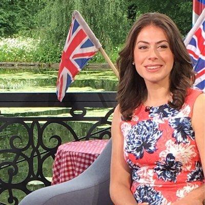 Katie Nicholl Social Profile