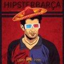 Hipster Barça Fan