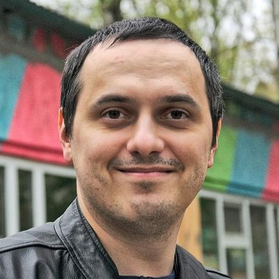 Andriy Lesyuk (@AndriyLesyuk)