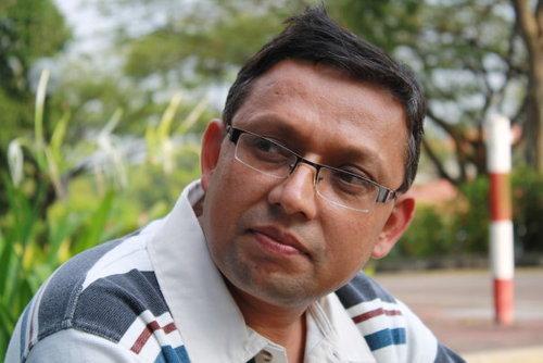 Guna Raj Luitel Social Profile