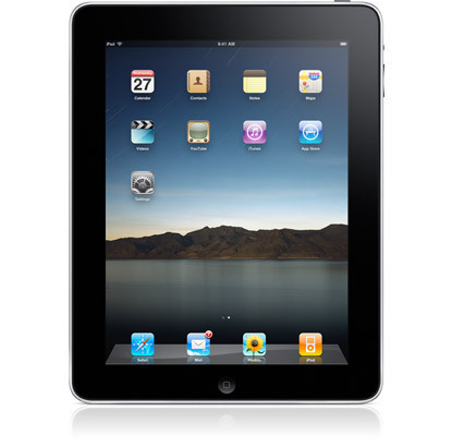 iPad ニュース Social Profile