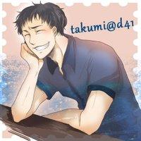takumi_d@天下第一帥   Social Profile