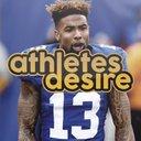 Athletes Desire
