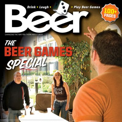 Beer Magazine | Social Profile