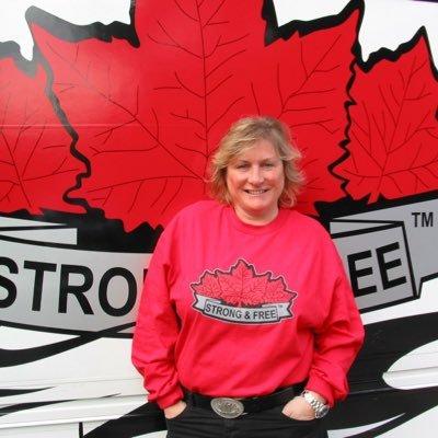 STRONG & FREE CANADA | Social Profile
