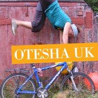 OteshaUK   Social Profile