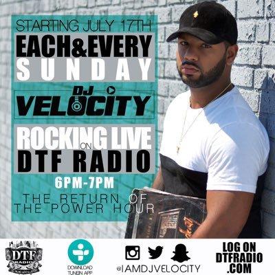 Dj Velocity | Social Profile