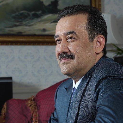 Karim Massimov Social Profile