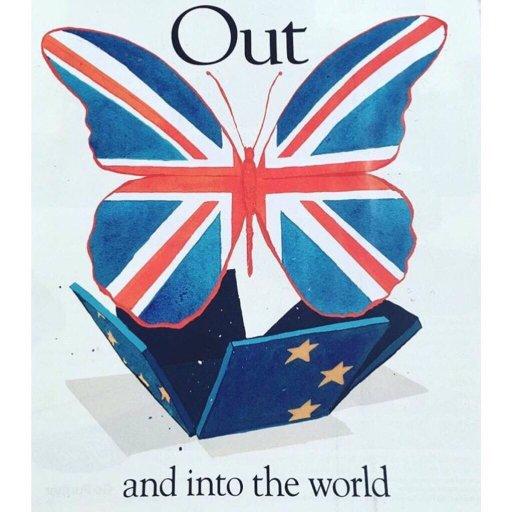 Adieu to EU! 52% Social Profile