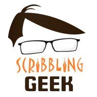 @ScribblingGeek
