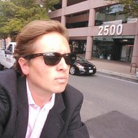 Mark Blacknell | Social Profile