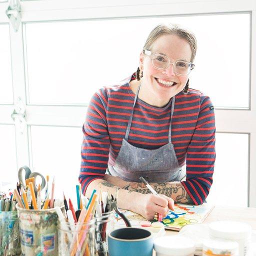 Lisa Congdon Social Profile