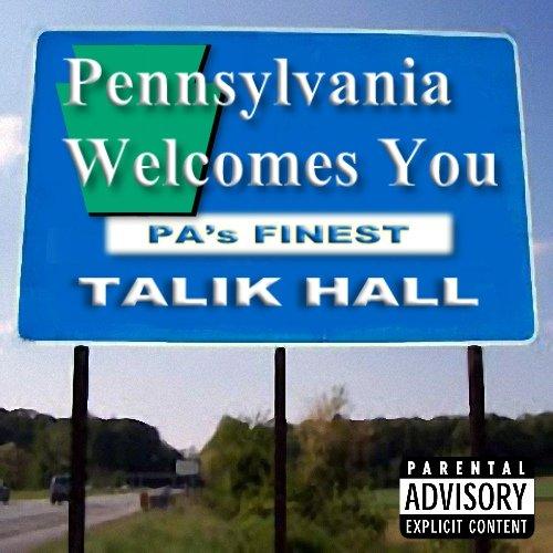 Talik Hall Social Profile