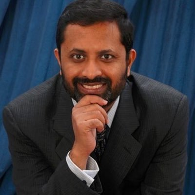 Venki Krishnamoorthy | Social Profile