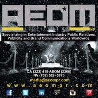 AEOM PR | Social Profile