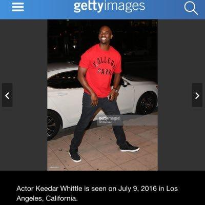Keedar Whittle Social Profile