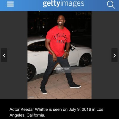 Keedar Whittle | Social Profile