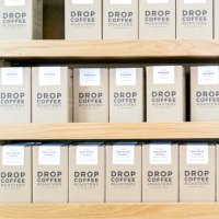 Drop Coffee | Social Profile