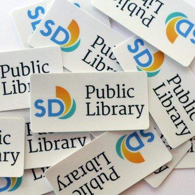 SD Public Library | Social Profile