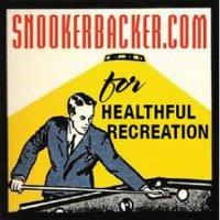 snookerbacker    Social Profile