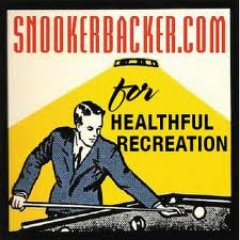 snookerbacker  | Social Profile