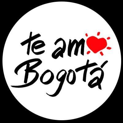 #TeAmoBogotá